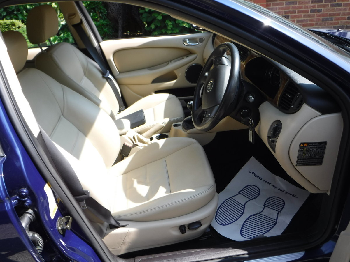 2005 Jaguar X-Type 2.5 V6 S (AWD) 4dr 46,000 MILES FROM NEW For Sale (picture 5 of 6)