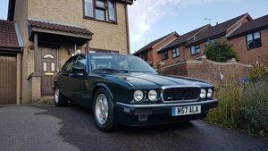 1994 Jaguar XJ40 3.2 Sport BRG