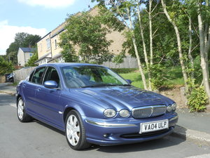 2004 Jaguar X-Type 2.0D SE Full Leather + Clean Example SOLD