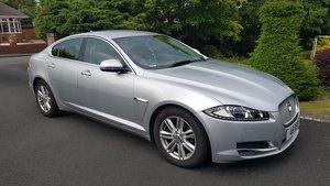 2013 Jaguar xf luxury d auto low mileage fsh & mot