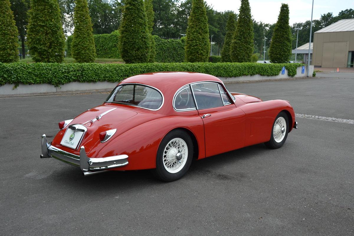 1957 (1113) Jaguar XK 150 FHC For Sale (picture 2 of 6)