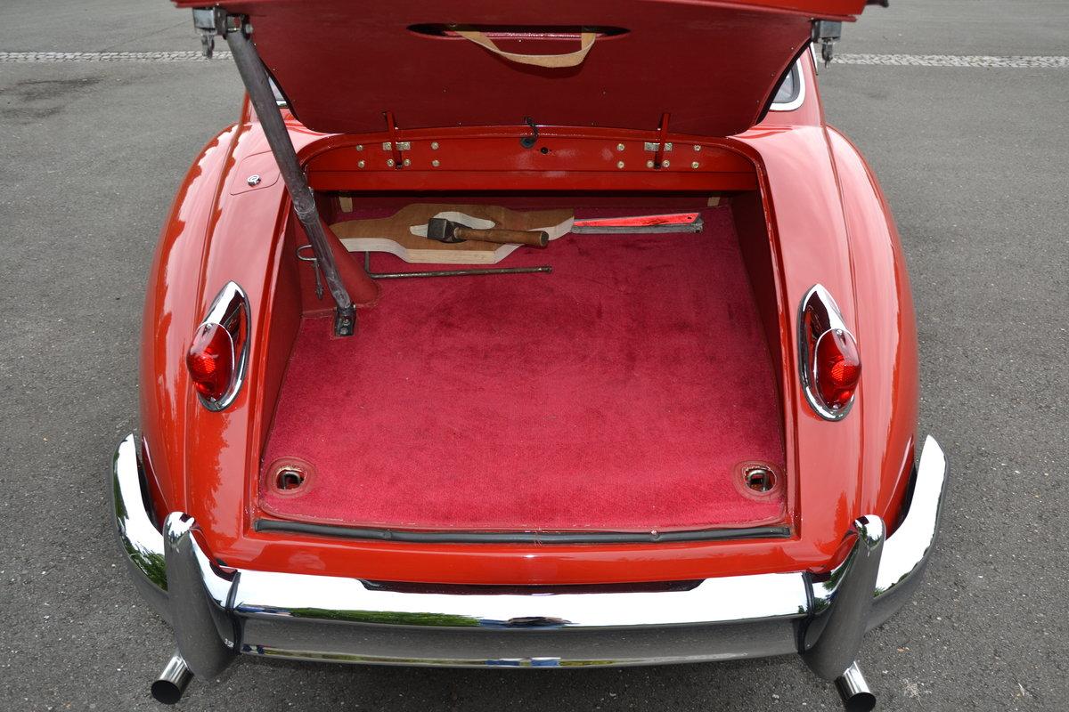 1957 (1113) Jaguar XK 150 FHC For Sale (picture 6 of 6)