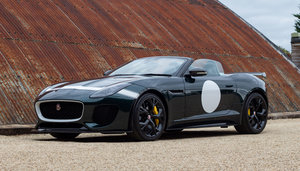 2016 Jaguar Project 7 - 1 of 80 RHD, 1,400 miles