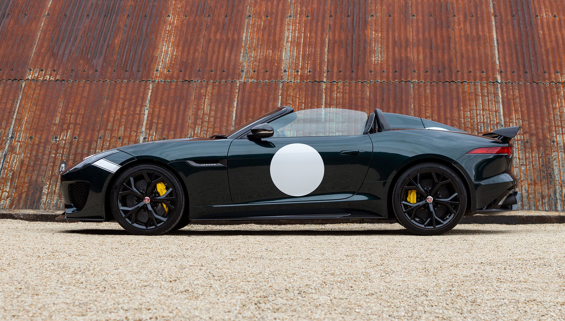 2016 Jaguar Project 7 - 1 of 80 RHD, 1,400 miles SOLD (picture 2 of 24)
