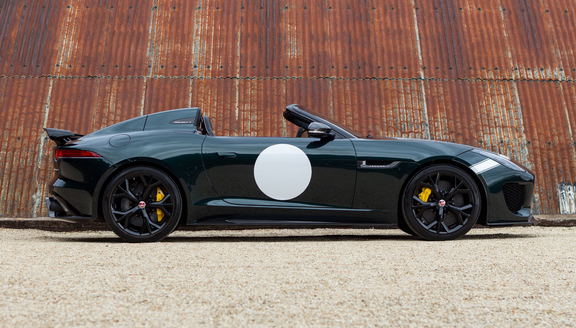 2016 Jaguar Project 7 - 1 of 80 RHD, 1,400 miles SOLD (picture 6 of 24)