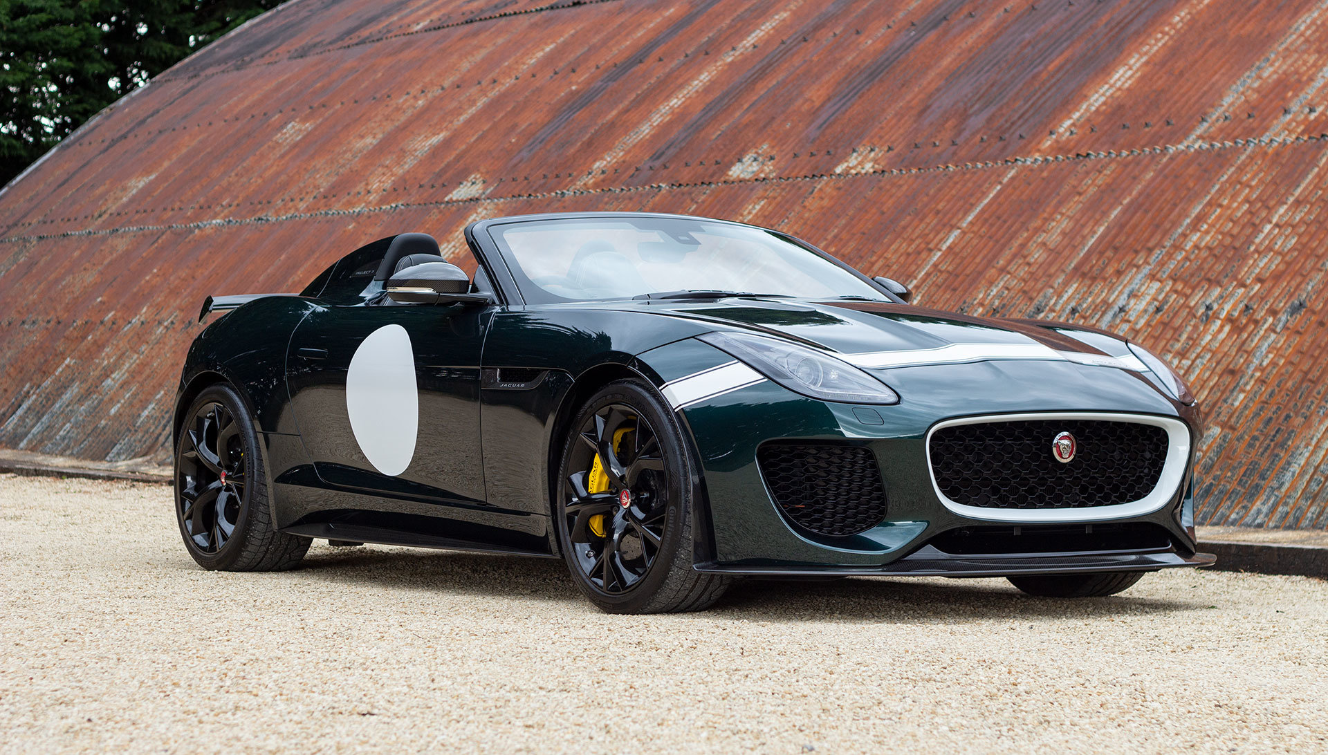 2016 Jaguar Project 7 - 1 of 80 RHD, 1,400 miles SOLD (picture 8 of 24)