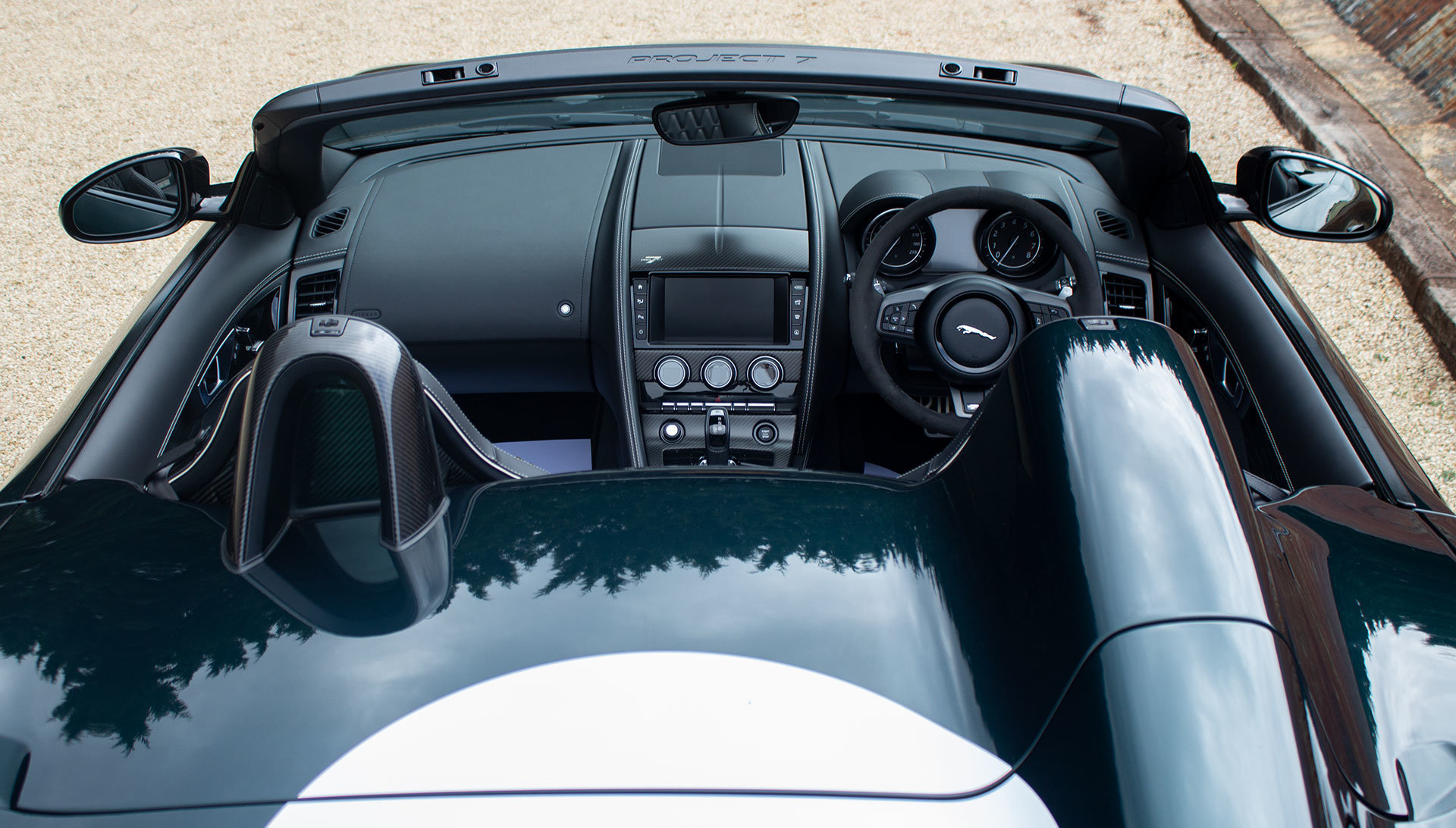 2016 Jaguar Project 7 - 1 of 80 RHD, 1,400 miles SOLD (picture 14 of 24)