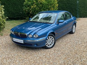 2001 Jaguar X-Type 2.5 V6 AWD - one owner from new.