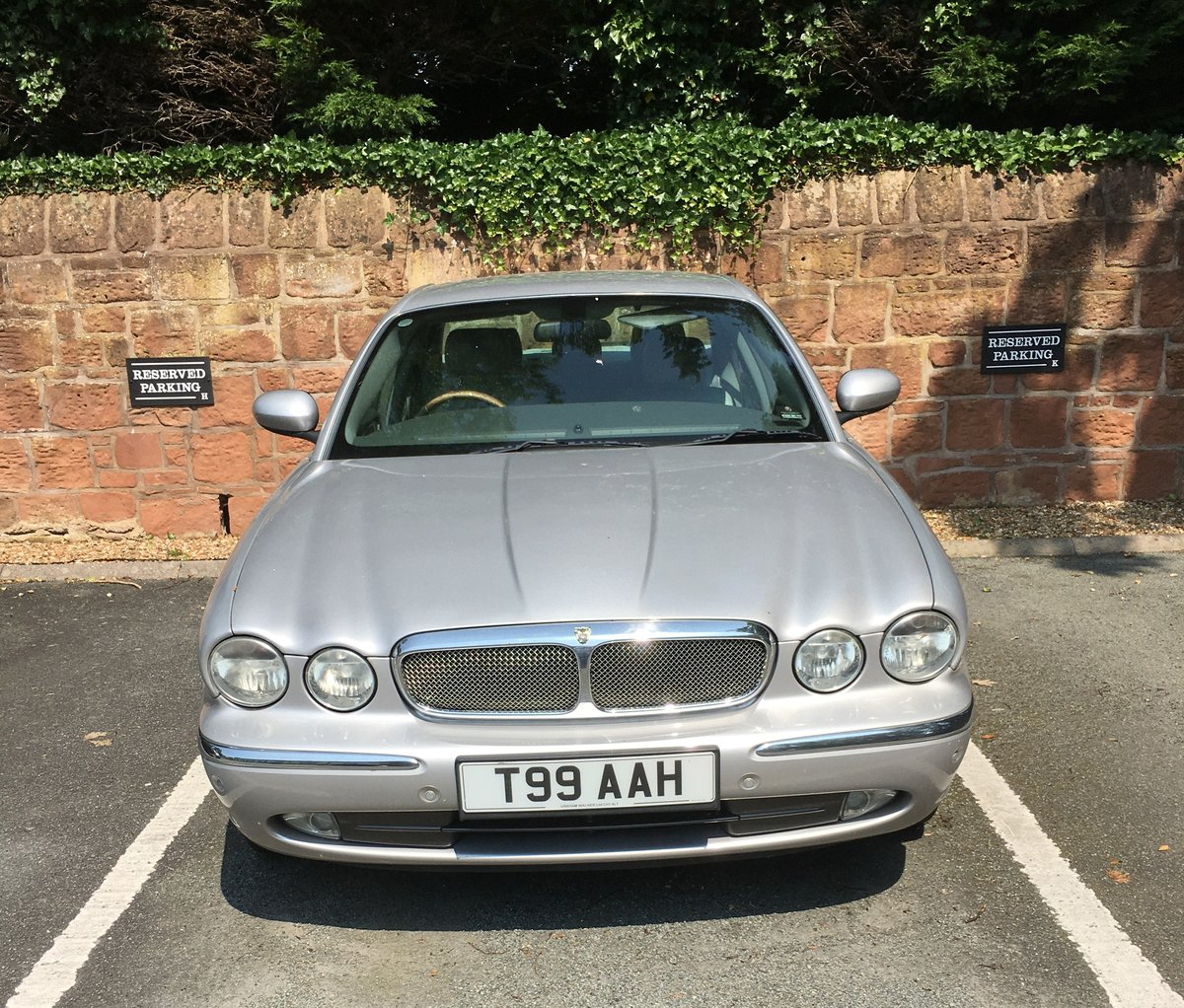 2003 Silver Grey XJ8 SE  For Sale (picture 2 of 6)