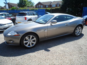 SUPER XK 4.2cc V/8 SPORTS COUPE 2008 REG WITH  PRIVATE PLATE For Sale