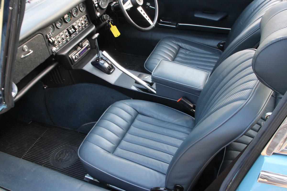 1971 Jaguar E Type V12 Series 3 auto  For Sale (picture 11 of 20)