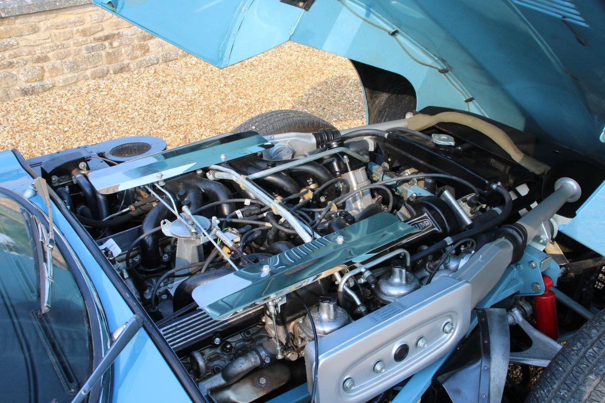1971 Jaguar E Type V12 Series 3 auto  For Sale (picture 15 of 20)