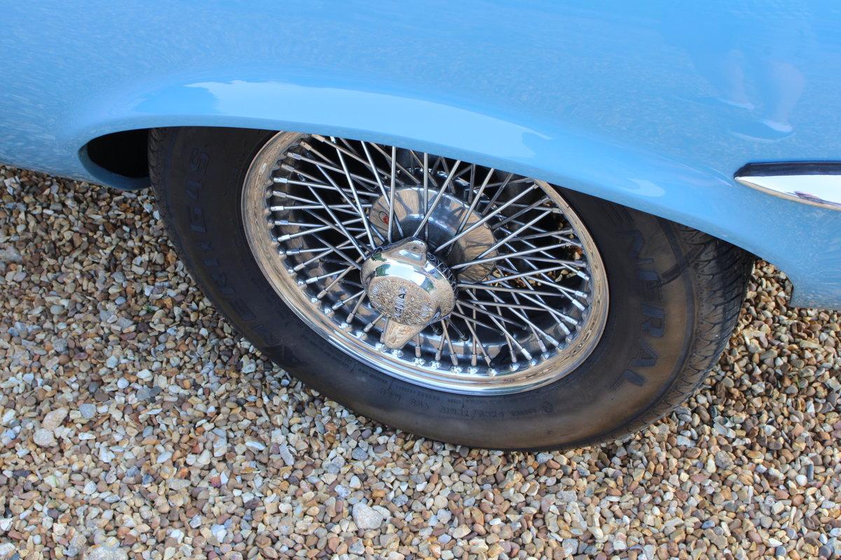 1971 Jaguar E Type V12 Series 3 auto  For Sale (picture 18 of 20)