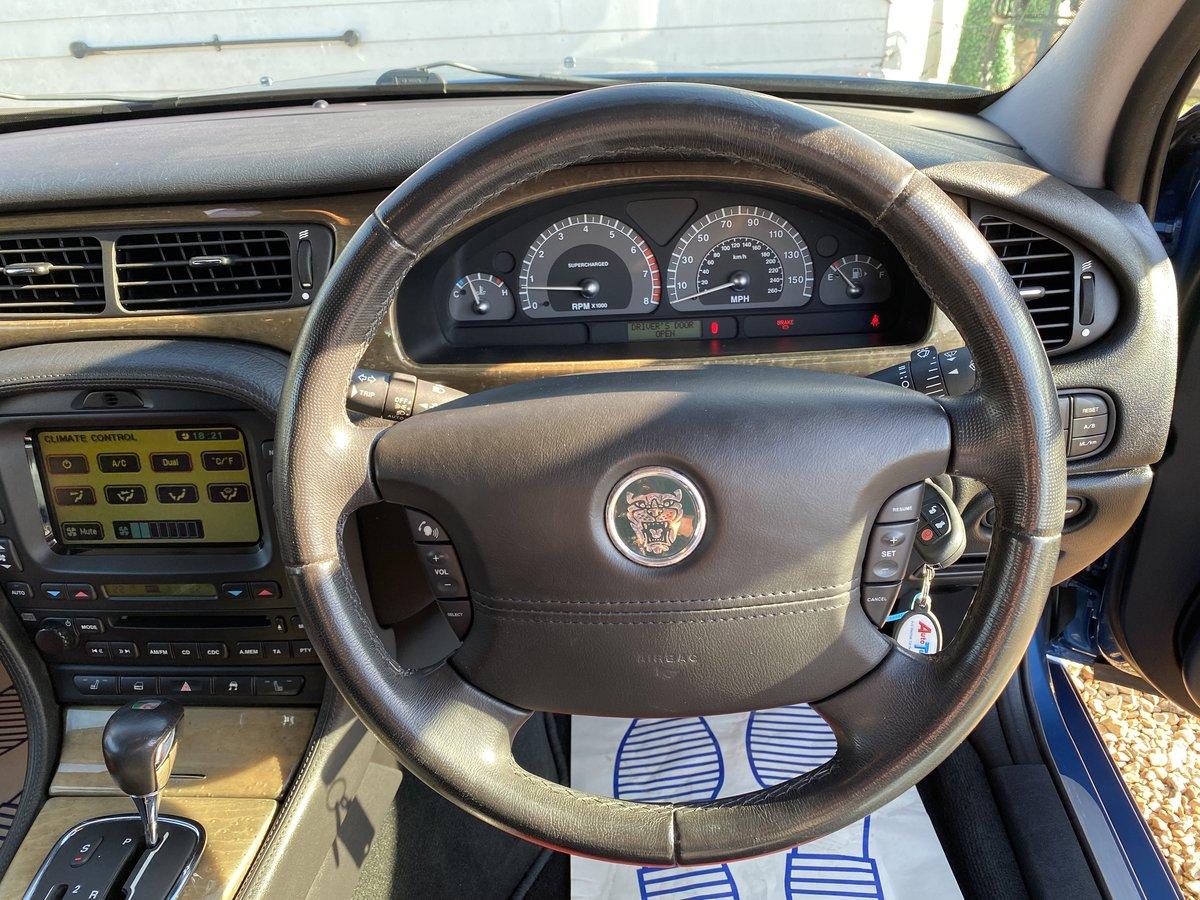 2003 Jaguar S-Type 4.2 V8 R 4dr For Sale (picture 5 of 6)