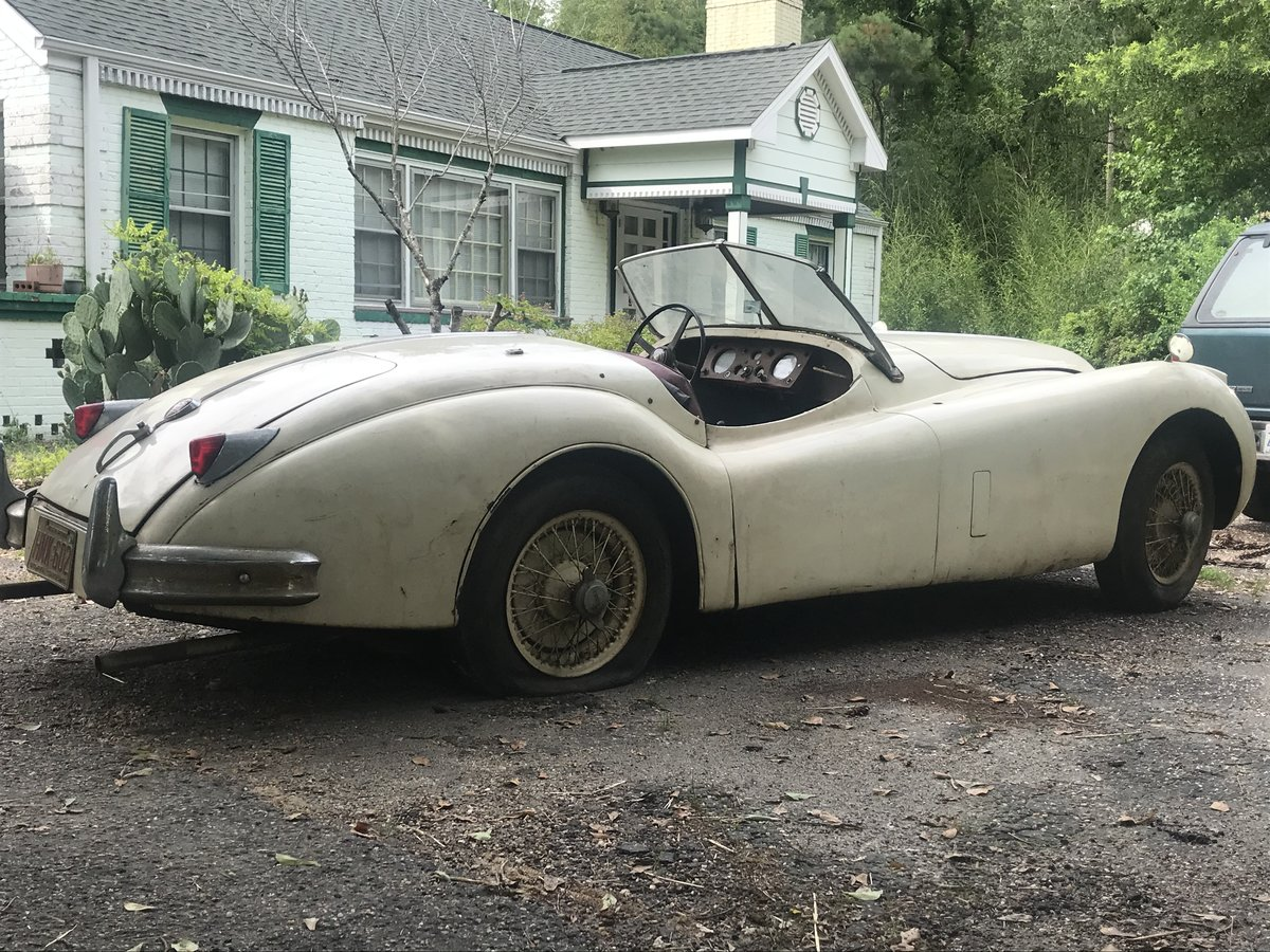 1973 A fantastic XK140se Roadster. For Sale (picture 2 of 6)