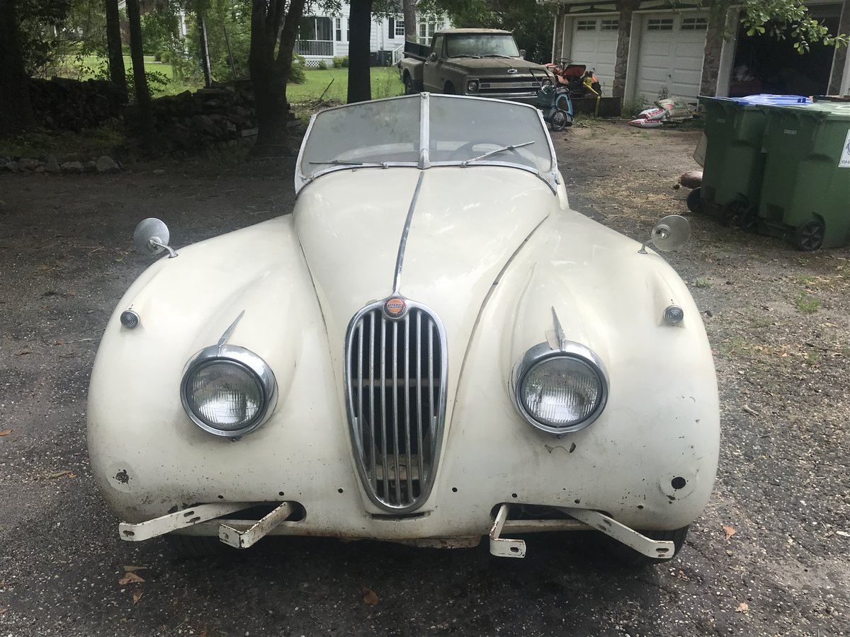 1973 A fantastic XK140se Roadster. For Sale (picture 3 of 6)