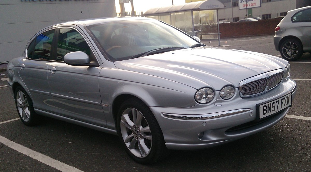 2007 Jaguuar X-Type Sovereign Clean and well maintained For Sale (picture 1 of 6)