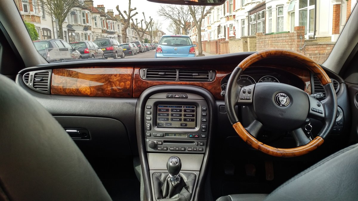 2007 Jaguuar X-Type Sovereign Clean and well maintained For Sale (picture 4 of 6)