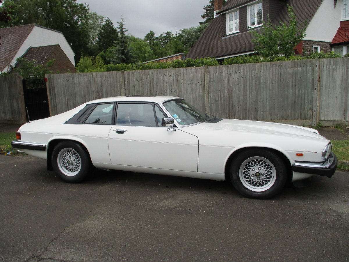 Jaguar XJS 3.6 AUTO 1990 STUNNING RARE ELECTRIC SUNROOF MDL  For Sale (picture 1 of 16)