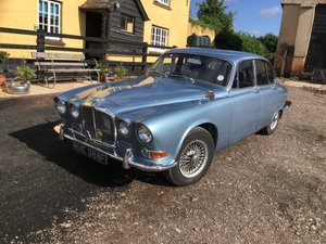 1967 Jaguar 420,Manual o/d,PAS,Wire wheels SOLD