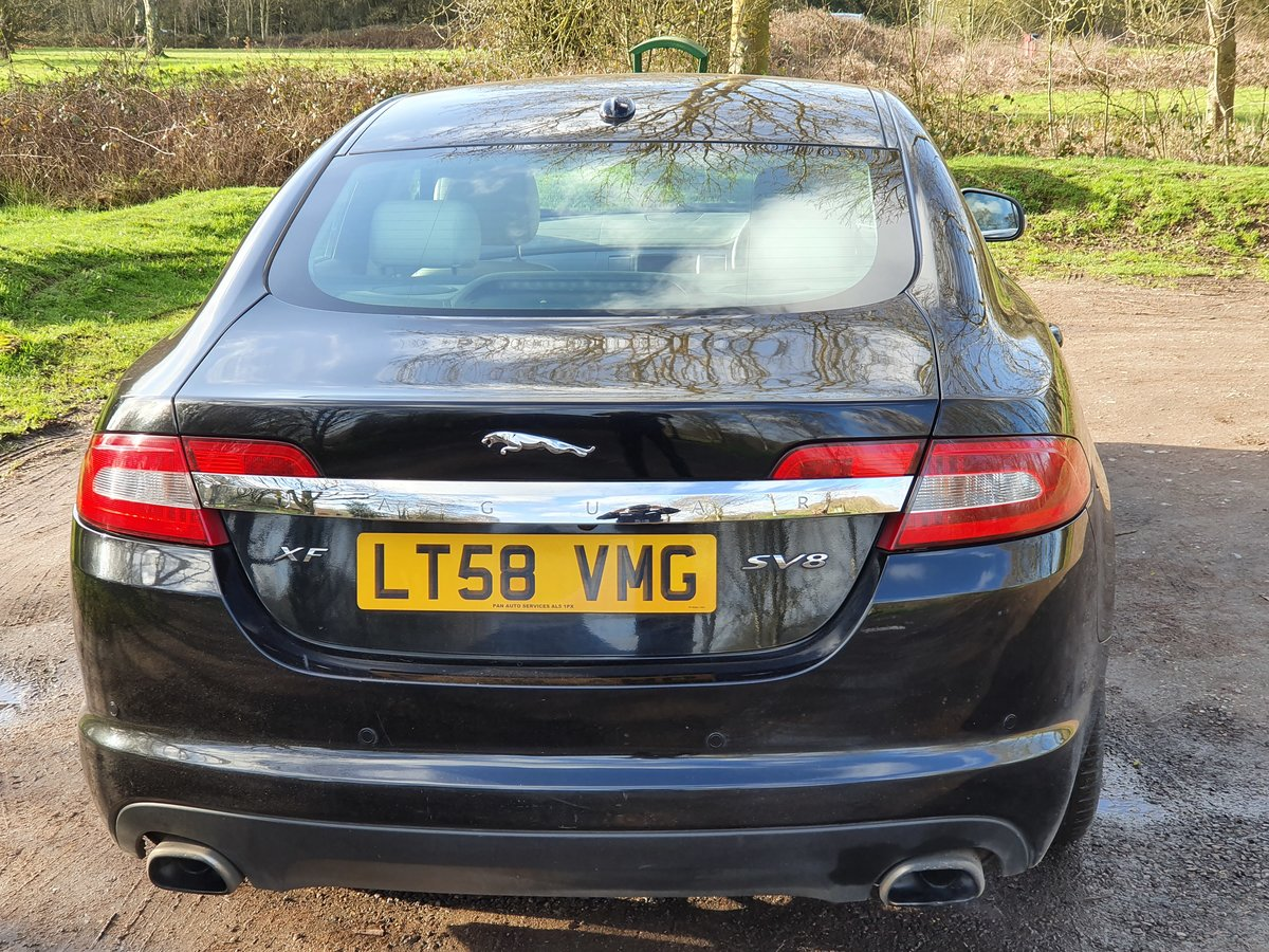 2008 Jaguar XF SV8 4.2 Supercharged V8 For Sale (picture 2 of 5)