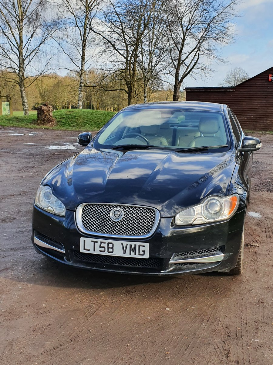 2008 Jaguar XF SV8 4.2 Supercharged V8 For Sale (picture 3 of 5)