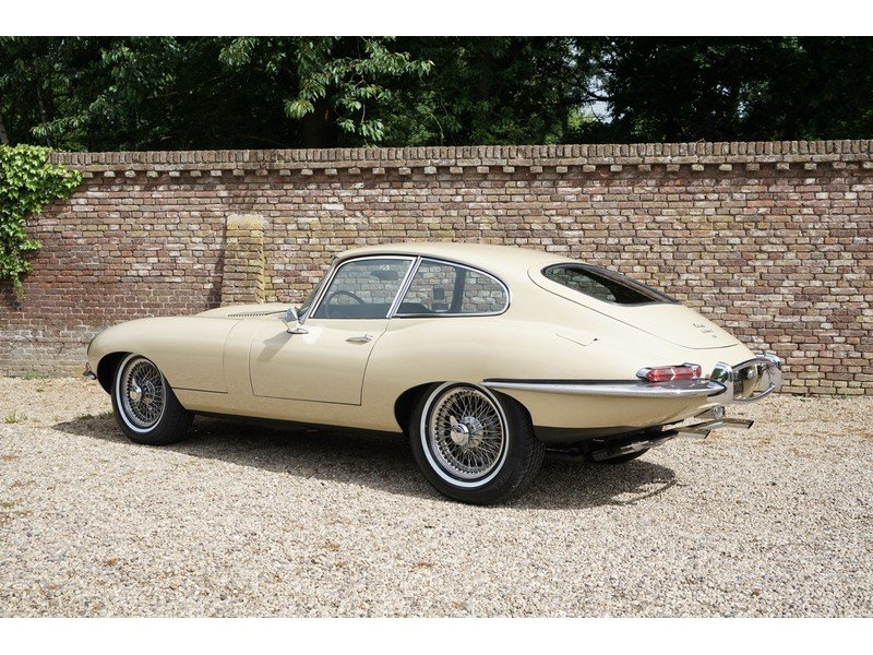 1967 Jaguar E-Type 4.2 Series 1 superb original, only 2 two owner For Sale (picture 2 of 6)
