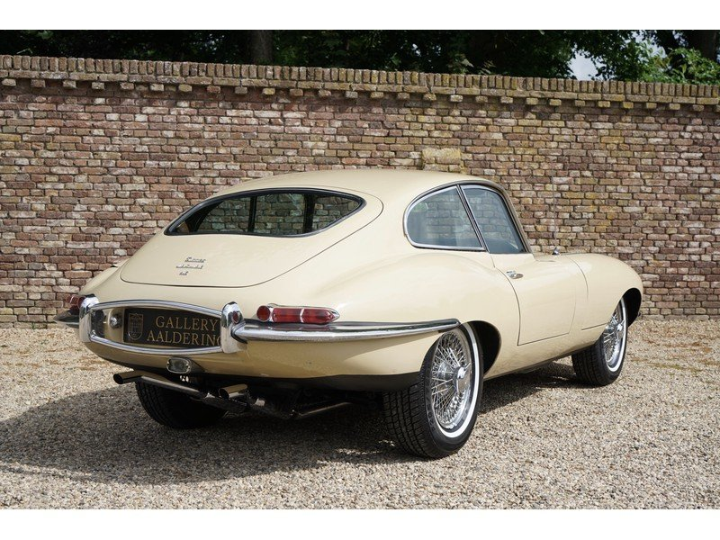 1967 Jaguar E-Type 4.2 Series 1 superb original, only 2 two owner For Sale (picture 5 of 6)