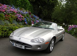 Jaguar XK8 Convertible Mot 11/04/2021