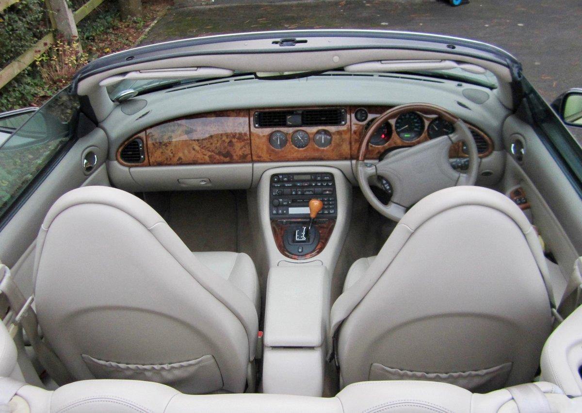 1998 Jaguar XK8 Convertible Mot 11/04/2021 For Sale (picture 5 of 5)