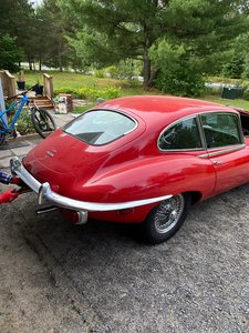1969 This S2 is a very solid and good running car  SOLD
