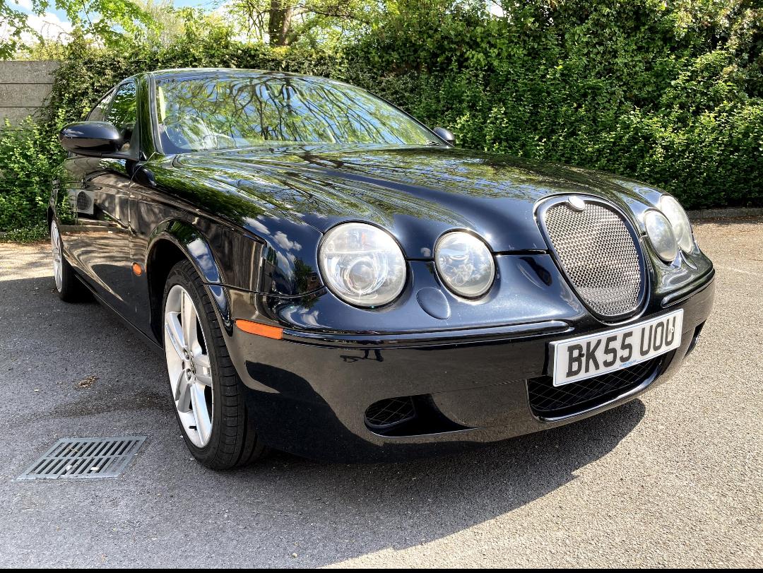 2005 Jaguar S Type R Auto *RARE* For Sale (picture 1 of 6)