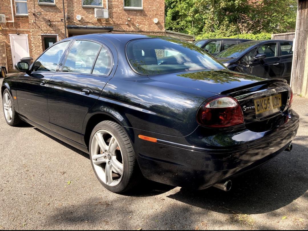 2005 Jaguar S Type R Auto *RARE* For Sale (picture 3 of 6)