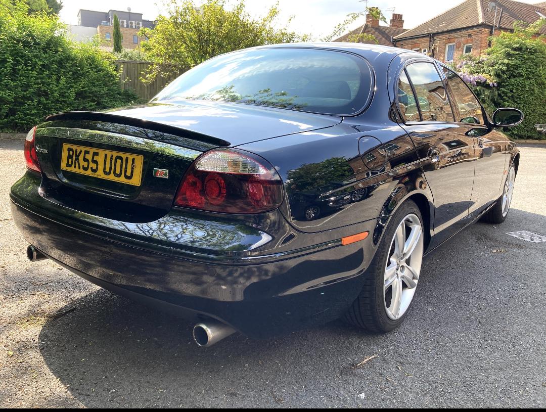 2005 Jaguar S Type R Auto *RARE* For Sale (picture 4 of 6)