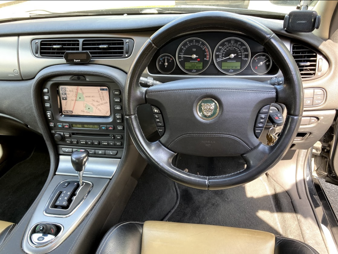 2005 Jaguar S Type R Auto *RARE* For Sale (picture 5 of 6)