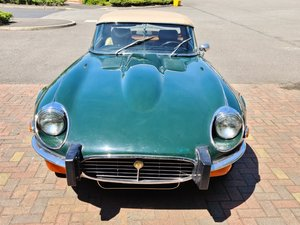 Picture of 1972 V12 Manual Roadster  SOLD