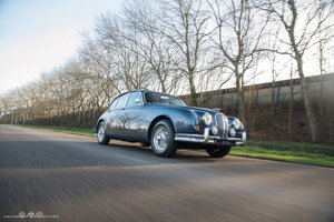 1962 Jaguar MKII 3.8 MANUAL GEARBOX WITH OVERDRIVE