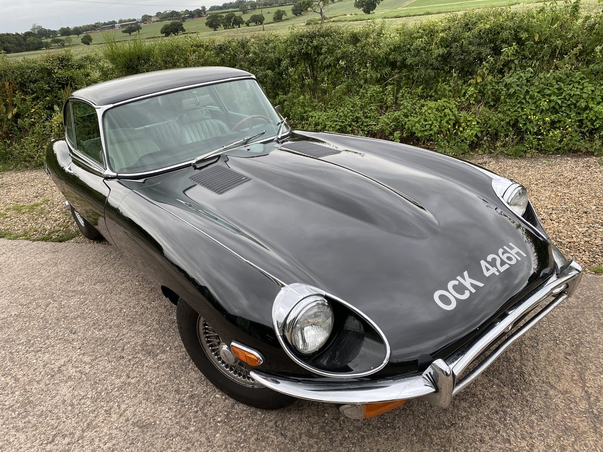1969 Jaguar e type For Sale (picture 1 of 6)
