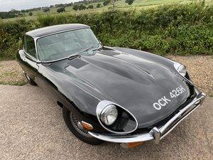 1969 Jaguar e type