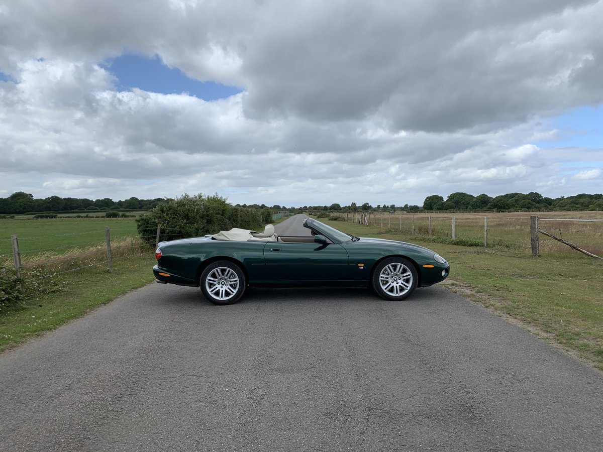 Jaguar XKR Convertible 4.2 2003 Only 43000 Miles  For Sale (picture 6 of 6)