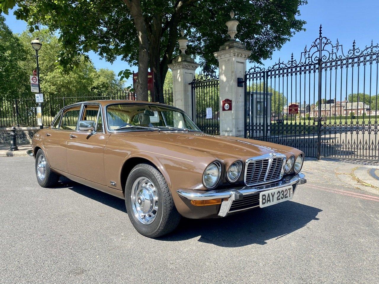 1978 Jaguar XJ6L 4.2 For Sale (picture 1 of 6)