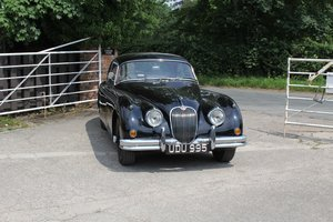 Picture of 1957 Jaguar XK150 3.4 FHC - Original engine, 60k miles, stunning  SOLD