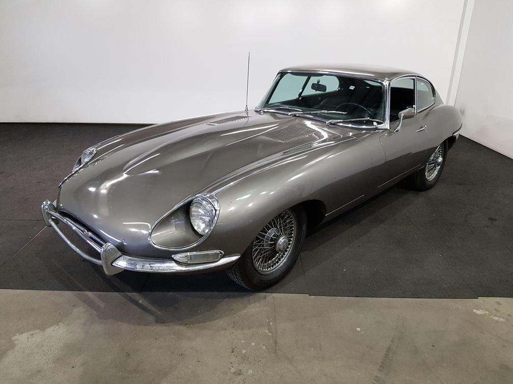 Jaguar E-type Fixed Head coupé 1968 4.2 liters For Sale (picture 1 of 6)