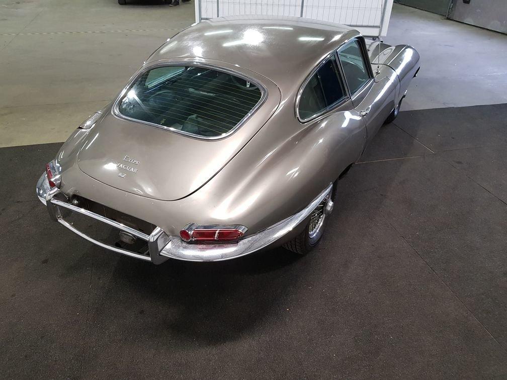 Jaguar E-type Fixed Head coupé 1968 4.2 liters For Sale (picture 4 of 6)