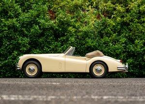 1955 Jaguar XK140 Drophead Coup