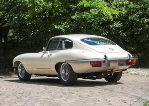 1969 Jaguar E-Type Series II Coup