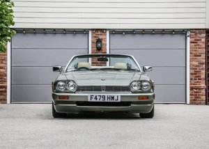 Picture of 1988 Jaguar XJS TWR Convertible SOLD by Auction