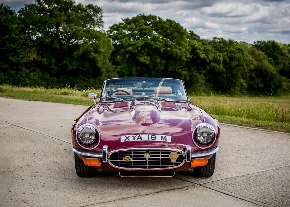 1974 Jaguar E-Type Series III Roadster SOLD by Auction (picture 6 of 6)