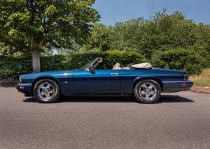 1995 Jaguar XJS Celebration Convertible For Sale by Auction