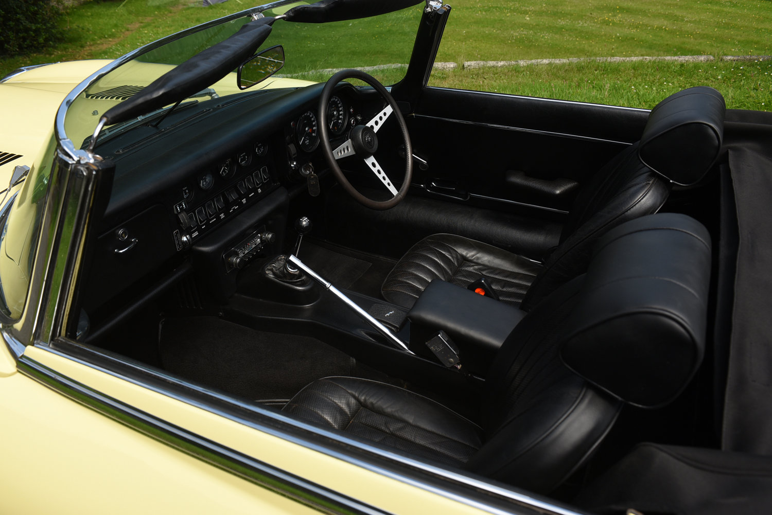 1973 Jaguar E-Type Series III For Sale by Auction (picture 4 of 6)